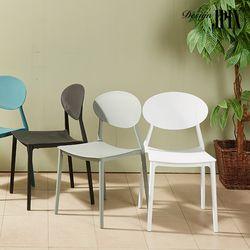 아이스틸 쳅터 디자인 까페 의자  DY33S