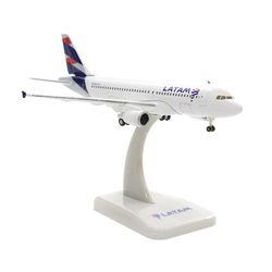 200스케일 A320 (HG910758WH) 라탐항공 모형비행기