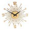크리스탈벽시계 골드
