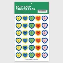 스티커 Heart sticker