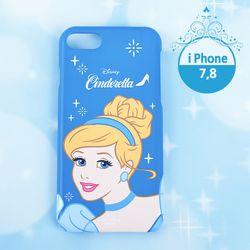 디즈니X클루 신데렐라 하드폰케이스 아이폰7 8 CLAB19101ALS