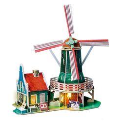 [adico]DIY 3D 입체 퍼즐 - 네델란드