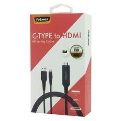C타입 to HDMI 미러링 케이블(10118)