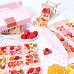 딸기 바크초콜릿만들기세트 DIY