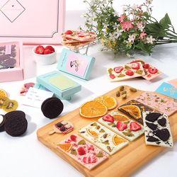 핑크럽 바크초콜릿만들기세트 DIY