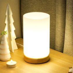 밀크 LED 무드등 (USB전원취침등수유등)