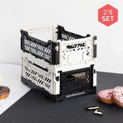 아이카사 S  쿠키앤크림 2개 세트(블랙+라이트그레이)