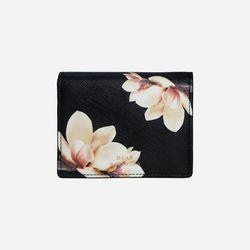 디랩x마리몬드 명함반지갑 - 백목련(블랙)