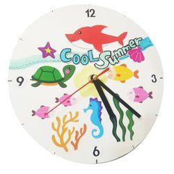 바닷속시계(2인세트)