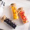과일모형 유리병 장식C (소)