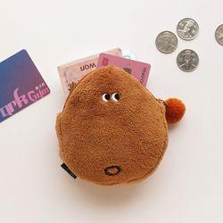 5000 감자 동전지갑