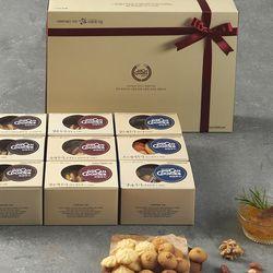 [위캔쿠키]우리밀쿠키 9종선물세트