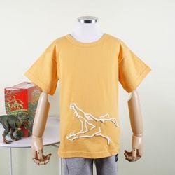 [다이노솔즈] 다이노 반소매 티셔츠YE