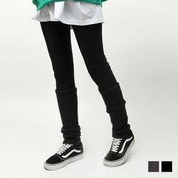 3401 융 안감 무지 레깅스 (2colors)