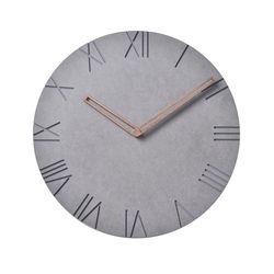 컬러보드벽시계 large280 (로만그레이)