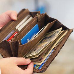 22칸의 발견 타이디(TIDY) 지갑 - 여행용 지갑의 끝판왕