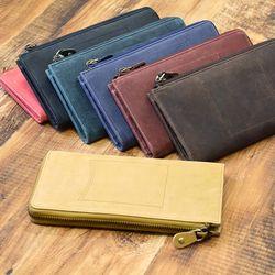 17칸+슬림 스마티(SMARTY) 지갑 - 핸드폰 수납가능 대용량지갑