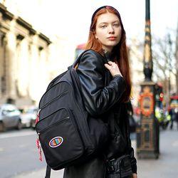 Funky Backpack 백팩-Black
