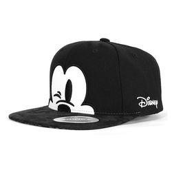 디즈니 스냅백 미키마우스 윙크페이스 야구모자