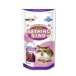 NEW AGE 햄스터 살균 목욕모래 포도향 500g (NA-H010)