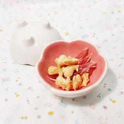 벚꽃간식그릇(소)-1구