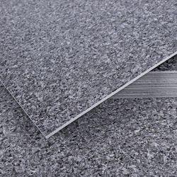 3T접착식 사각데코타일 (TL-12) 무광 그래니트딥그레이 엠보스