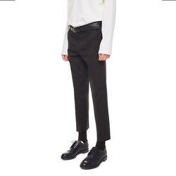 Salerno basic slacks (Black)