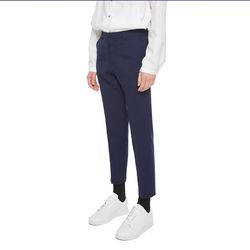 Salerno basic slacks (Navy)
