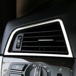BMW 5시리즈 F10전용 사이드송풍구 크롬몰딩