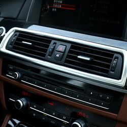 BMW 5시리즈 F10전용 센터페시아 크롬몰딩
