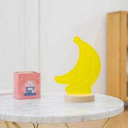 이태리숍 무드등 교체용 아크릴 - 오늘은 바나나