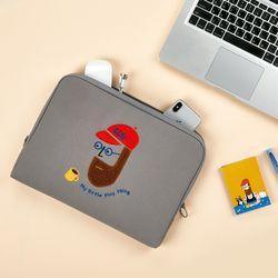13 노트북 파우치 방수캔버스