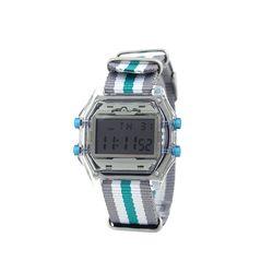 디지털 시계 나토 밴드 그레이민트(AG2G9401DAWE)