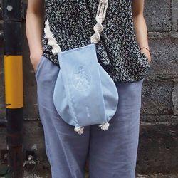 작은 매듭 가방 - Mini Knot bag