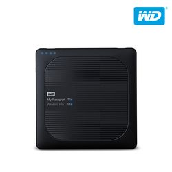 WD My Passport Wireless PRO 4TB 무선 외장하드