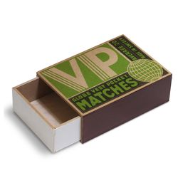 [Giants Match Wooden box] 빈티지스웨덴성냥갑 NWB003-08