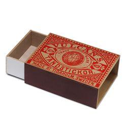 [Giants Match Wooden box] 빈티지스웨덴성냥갑 NWB003-09