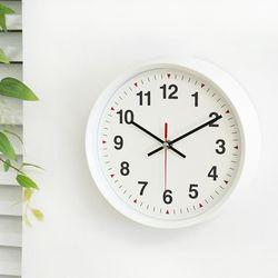 데일리무소음벽시계