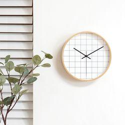 어반그리드무소음벽시계