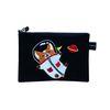 space corgi card pouch