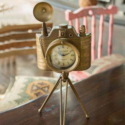 R5277 카레라모형 탁상시계