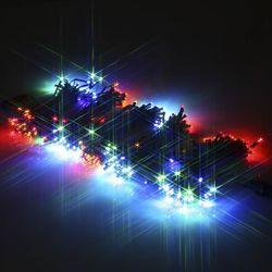 LED300구 연결형검정선 (4색)
