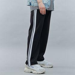 SIDE LINE TRACK PANTS GRAY
