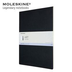몰스킨 아트 컬렉션 스케치패드 A3 블랙