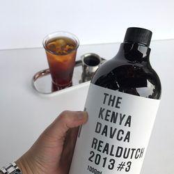 더치커피원액 콜드브루선물세트 대용량커피 케냐AA 1000-p