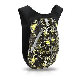 MCN FIT BAG-YELLOW BOMB 자전거 라이딩가방