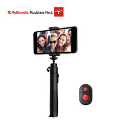IK Multimedia 다기능 스마트폰카메라스탠드 iKlip Go