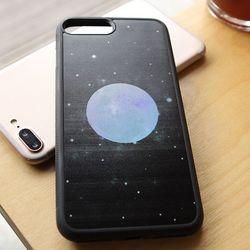 혜정케이스 홀로그램 케이스 The Moon 핸드폰케이스