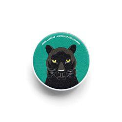 검은자바표범 멸종위기동물 폰그립