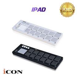 [iCON] 미디 패드 컨트롤러 IPAD (BK  WH) 아이패드